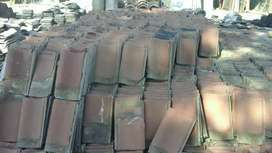 Used Tuscan roof tiles