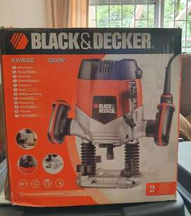 Black & Decker Router New