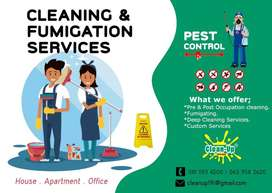 Cleaning & Fumigation