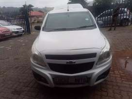 Chevrolet utility 1.6 Engine capacity