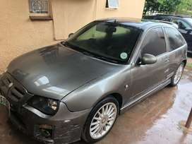MG ZR STRIPPING FOR SPARES