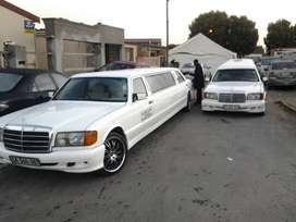Limousine & Hearse for Sale