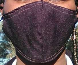 Washable, Reusable Facemask