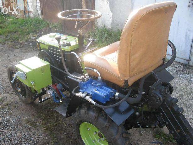 Мини-трактор с мотоблока КЕНТАВР