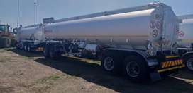 Diesel Tanker Trailers For Sale