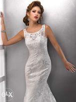 Продам Шикарное,Свадебное платье Sottero & Midgley