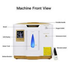 Oxygen Concentrators 2 in 1
