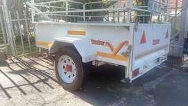 Used Mossie Venter trailer for sale.