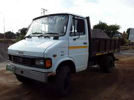 Tata 3ton tipper truck 2013 model. In good condition and works daily