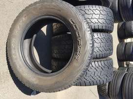 265 60 R18 Cooper Discoverer AT3 Tyres