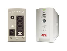 Блок бесперебойного питания APC Back UPS CS 500 VA / 650 VA