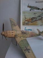 Сборная модель самолёта