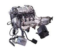 Image of High quality lexus v8 4.3 3uz engine for sale