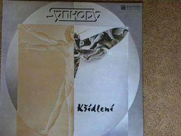 "Виниловая пластинка Synkopy & Oldrich Vesely - ""Kridleni"""