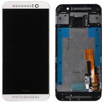 Wyświetlacz LCD Dotyk Digitizer Szybka Ramka HTC One M9 z wymianą!!!