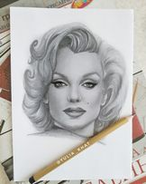 Рисую портреты и картины!