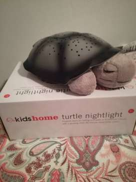 Decorative items for your little one..Turtle night light