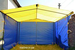 Торговые палатки 1.5х2 2х2 2.5х2 3х2 3х3 4х2