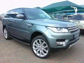 Range Rover sport side steps 2013-onwards