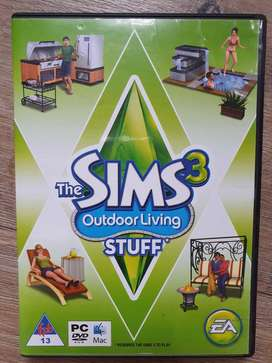 The Sims 3 Outdoor Living Stuff Expansion Pack