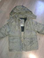 Куртка зимняя (хаки)