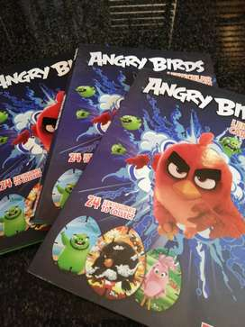 Angry birds lenticulars