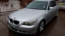 Bmw 530d(e60)stripping for spares