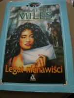 "książka ""Legat nienawiści"". Rosalind Miles"