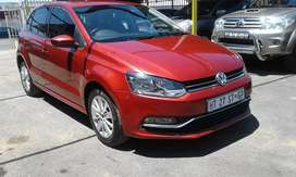 2015 polo TSI comfort line on sale