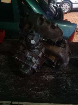 Gearbox repairs and car services