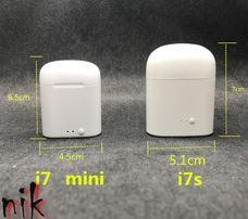 АКЦЕОННАЯ ЦЕНА!!! AirPods реплика i7s mini +док станция/power bank