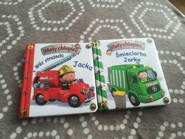 Mały chłopiec - książeczki