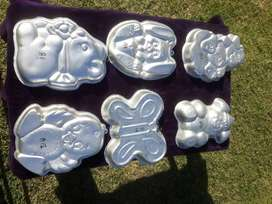Cake Pans For Hire