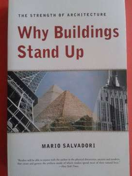 Why Buildings Stand Up - Mario Salvadori -Technology.