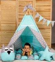 Вигвам бон бон. Детская палатка. Игровой домик