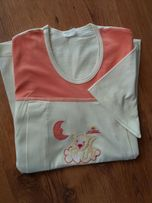 Piżama ciążowa r. 38-40
