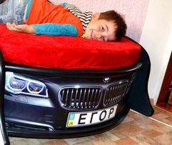 Ліжко машина/Кровать машина,машинка+доставка по Украине