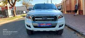 2018 Ford Ranger 2.2.6speed,XLS. 4x4, cab with canopy