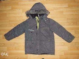 Зимняя термо куртка Mariquita состояние новой