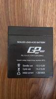 Аккумулятор Great Power sealed lead-acid battery