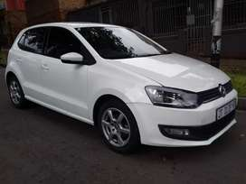 2014 VW POLO 6 1.6 MANUAL