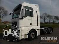 MAN 26.440 TGX - To be Imported 0