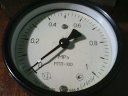 новый манометр обще-промышленного назначения МТП-100