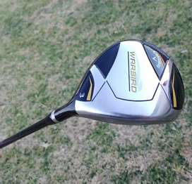 Callaway Warbird 3 wood and 3 hybrid for sale