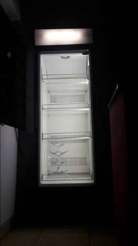 Stand up Single Door Bar Fridge