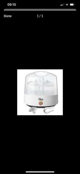 Tommee Tippee Electric Steamer