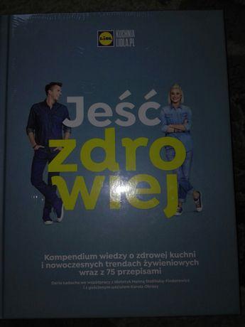 Jeść zdrowiej- Książka Lidla Straszyn - image 1