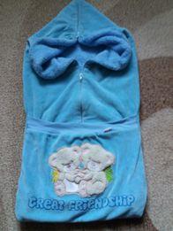 Конверт одеялко