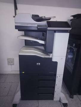 Hp LaserJet M775 Printer