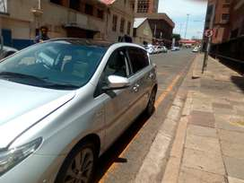 2015,Silver Toyota Auris automatic,82000km,Suroof,R180 000